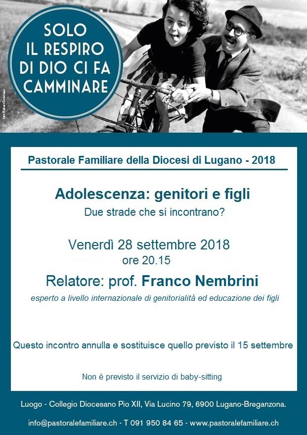 Volantino incontro 28 settembre 2018
